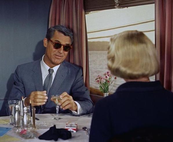 Gafas. Gafas en Fratelli Óptica. Óptica en Chamartín. Óptica en Madrid. Oliver Peoples. Cary Grant, Sunglasses.