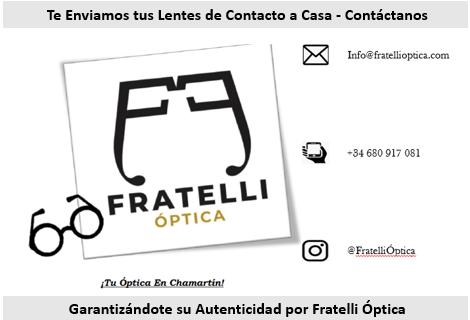 Lentillas a Domicilio - Óptica en Madrid - Fratelli Óptica COVID 19